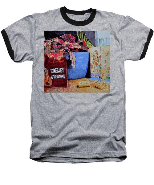 Wine With Honesty Baseball T-Shirt