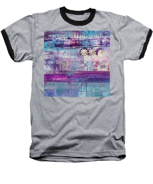 Winter Blues 2 Baseball T-Shirt