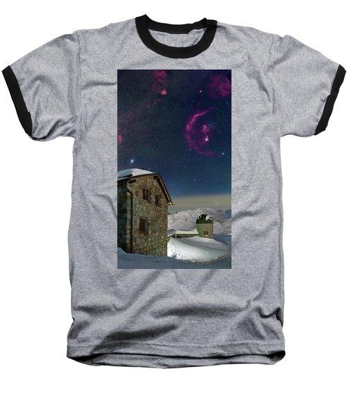 Winter Bounty Baseball T-Shirt