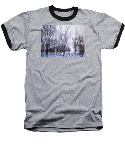 Winter Lace Baseball T-Shirt
