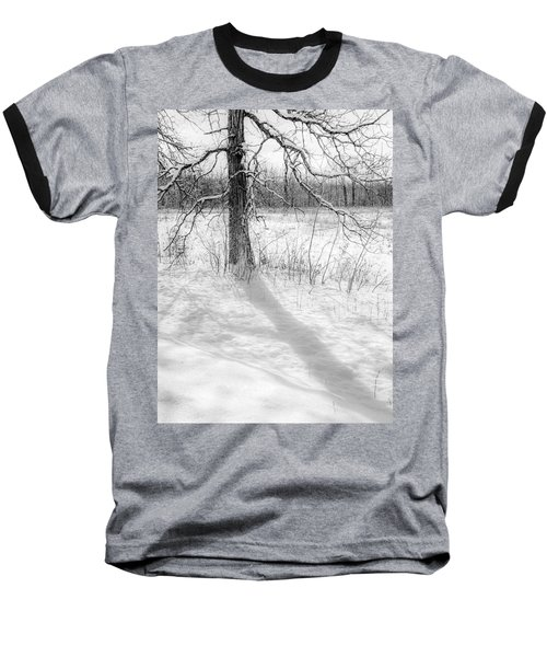 Winter Simple Baseball T-Shirt