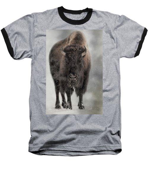 Winter Warrior Baseball T-Shirt
