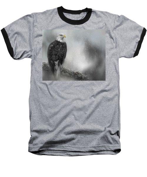 Winter Watcher Baseball T-Shirt