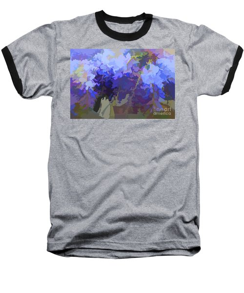 Wisteria Colours Baseball T-Shirt