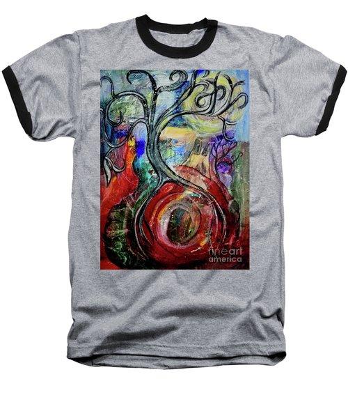 Witching Tree Baseball T-Shirt
