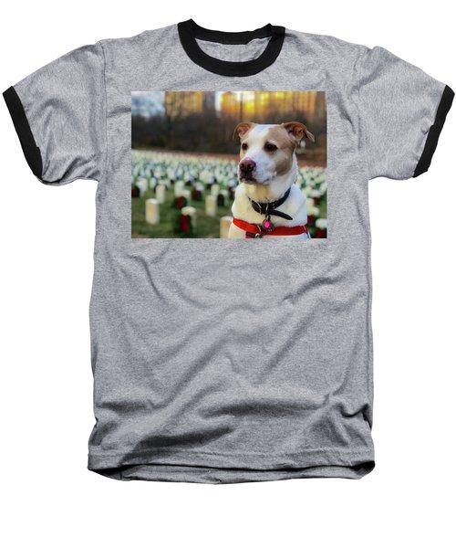 With Respect  Baseball T-Shirt