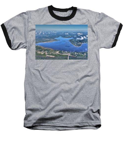 Wolf Bay Alabama Baseball T-Shirt