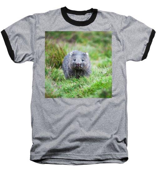 Wombat Baseball T-Shirt