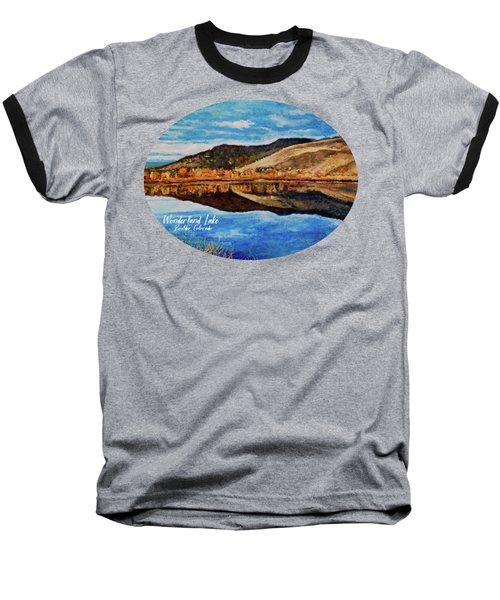 Wonderland Lake Baseball T-Shirt