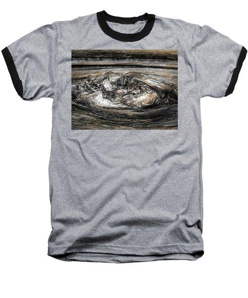 Wood Skine Baseball T-Shirt