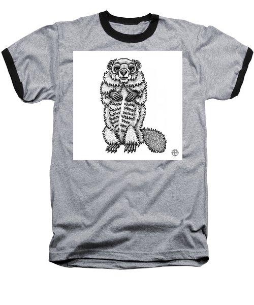 Woodchuck Baseball T-Shirt