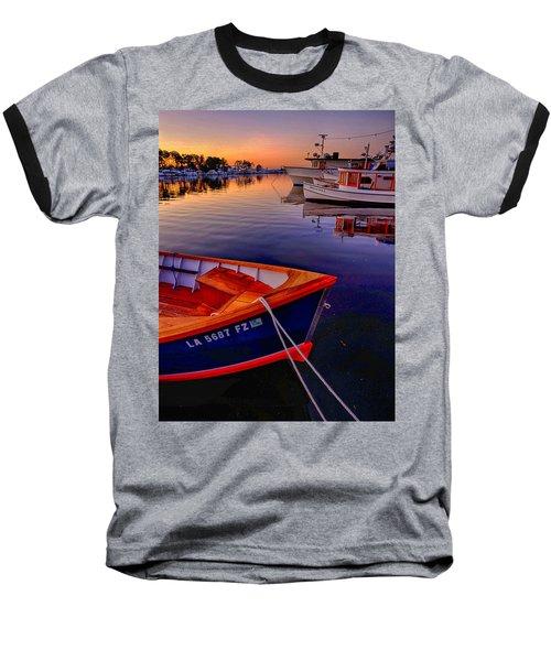 Wooden Boats Baseball T-Shirt
