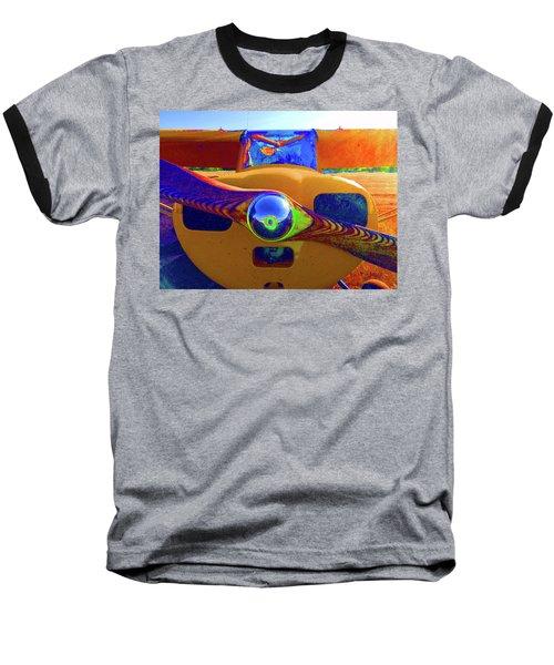 Wooden Prop Baseball T-Shirt