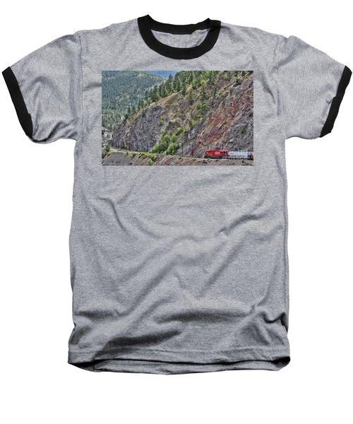 Work Tracks Baseball T-Shirt