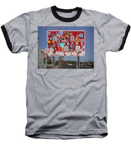 Wrong Way Baseball T-Shirt