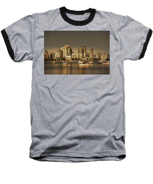 Yaletown Golden Hour Baseball T-Shirt