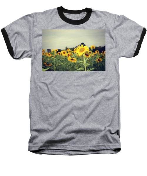 Yellow Fields Baseball T-Shirt