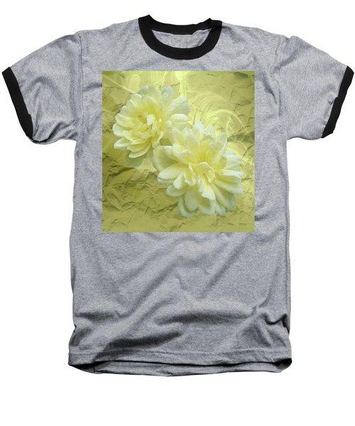 Yellow Foil Baseball T-Shirt