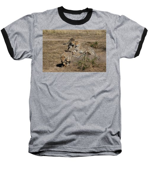 Young Cheetahs Baseball T-Shirt