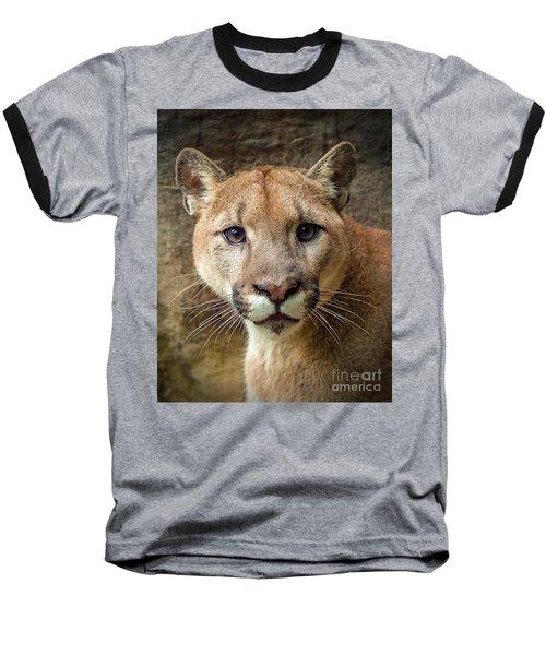 Young Puma Baseball T-Shirt