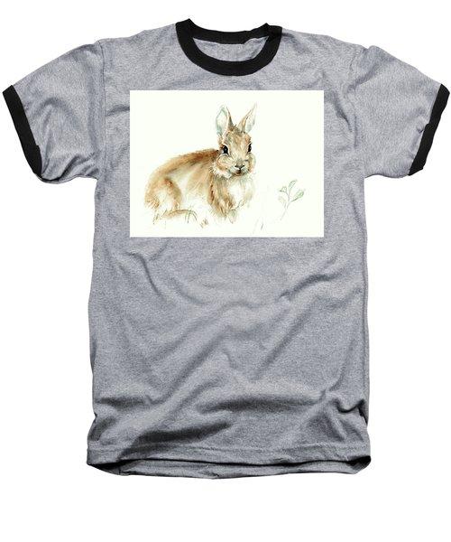 Young Rabbit Baseball T-Shirt