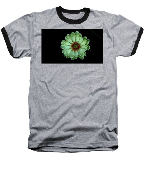 Zinnia Joy Baseball T-Shirt