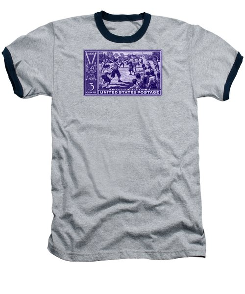 1939 Baseball Centennial Baseball T-Shirt by Historic Image