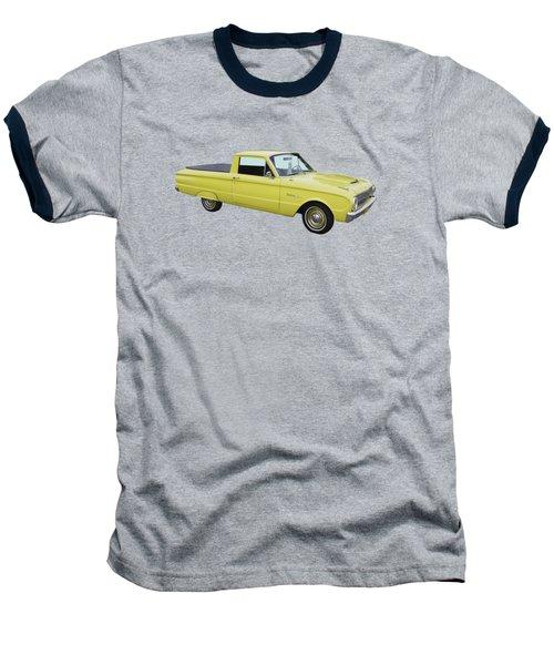 1962 Ford Falcon Pickup Truck Baseball T-Shirt by Keith Webber Jr