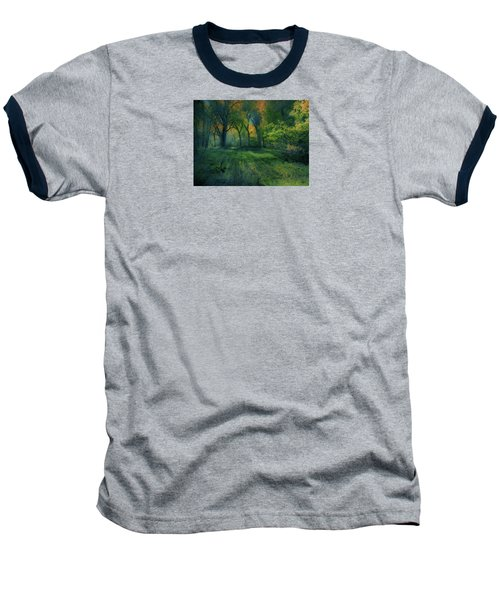 Baseball T-Shirt featuring the photograph 4363 by Peter Holme III