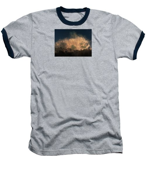 Baseball T-Shirt featuring the photograph 4382 by Peter Holme III