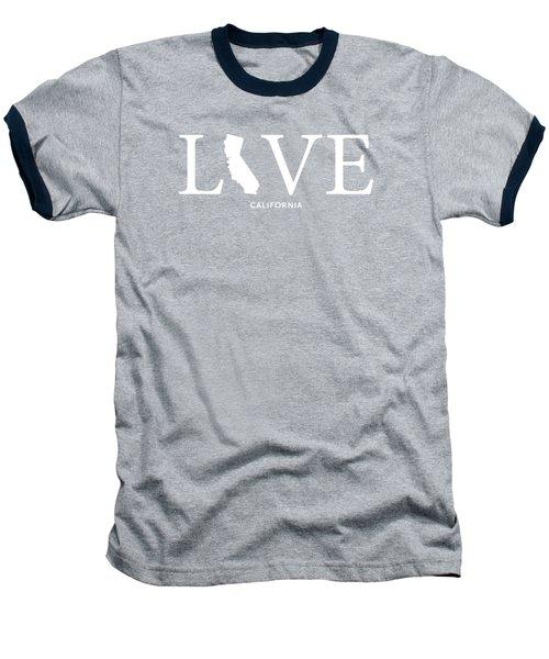 Ca Love Baseball T-Shirt by Nancy Ingersoll