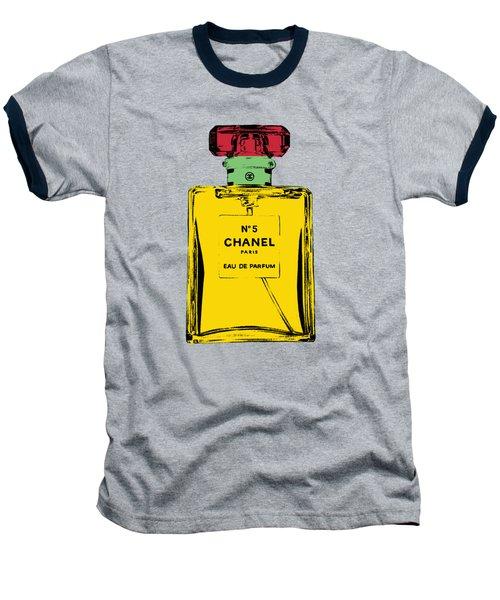 Chnel 2 Baseball T-Shirt by Mark Ashkenazi