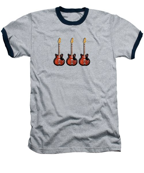 Fender Coronado Baseball T-Shirt by Mark Rogan