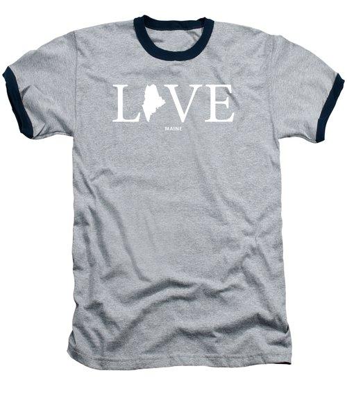 Me Love Baseball T-Shirt by Nancy Ingersoll