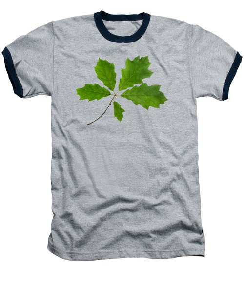 Baseball T-Shirt featuring the photograph Red Oak by Christina Rollo