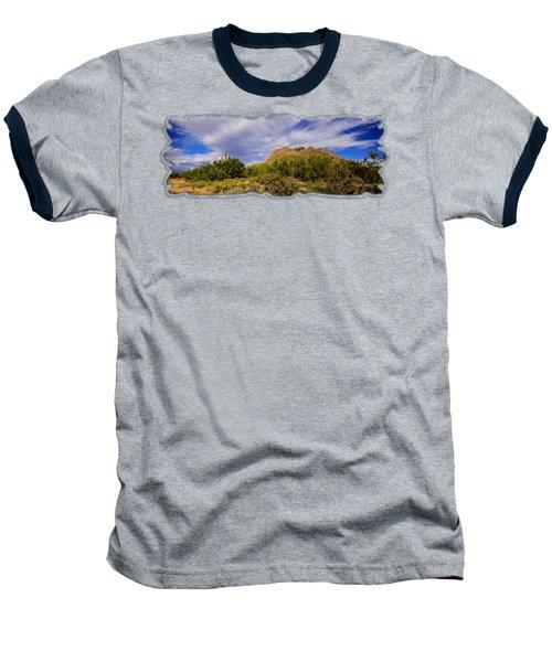 Southwest Summer P12 Baseball T-Shirt by Mark Myhaver