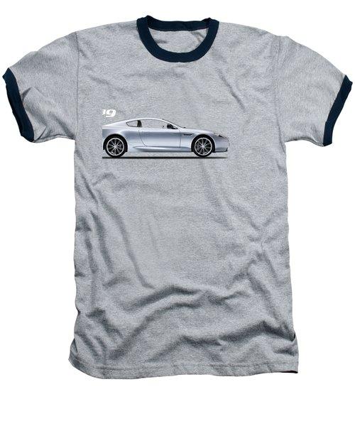 The Db9 Baseball T-Shirt by Mark Rogan