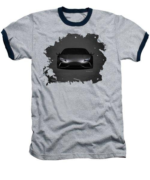 The Huracan Baseball T-Shirt by Mark Rogan