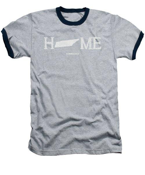 Tn Home Baseball T-Shirt by Nancy Ingersoll