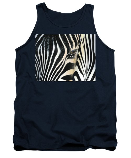 A Moment's Reflection Tank Top