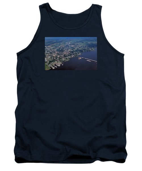 Chestertown Maryland Tank Top by Skip Willits