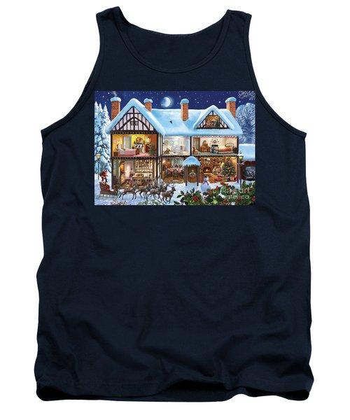 Christmas House Tank Top