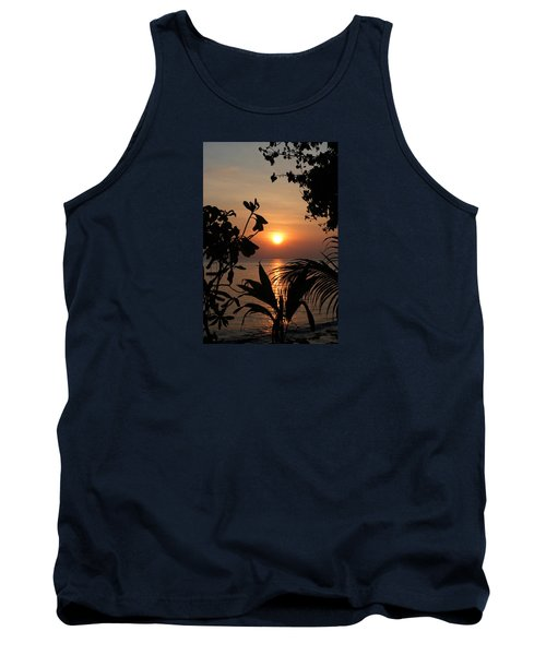 Tank Top featuring the photograph Evening Sun by Elizabeth Lock