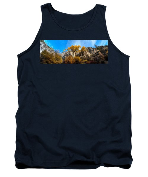 Tank Top featuring the photograph Guardians by David Andersen