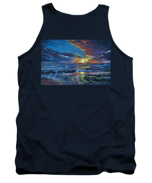 Never Ending Sea Tank Top