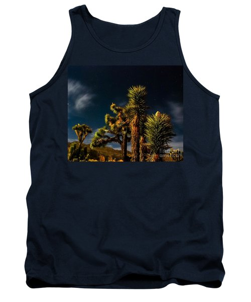 Night Desert Tank Top