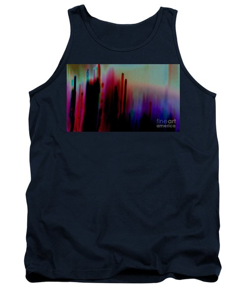 Tank Top featuring the photograph Pulse by Jacqueline McReynolds