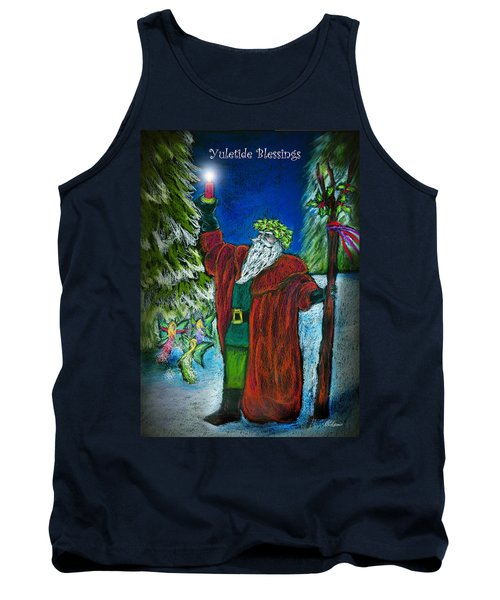 The Holly King Tank Top