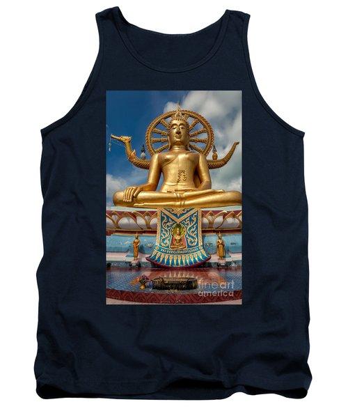 The Lord Buddha Tank Top