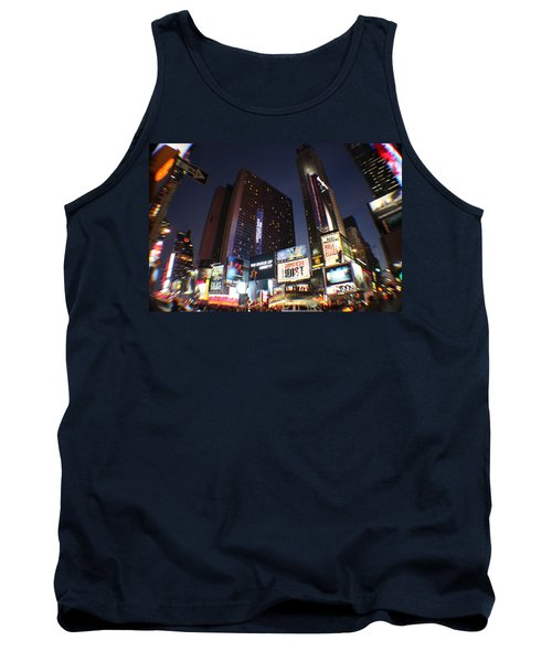 Times Square Nyc Tank Top